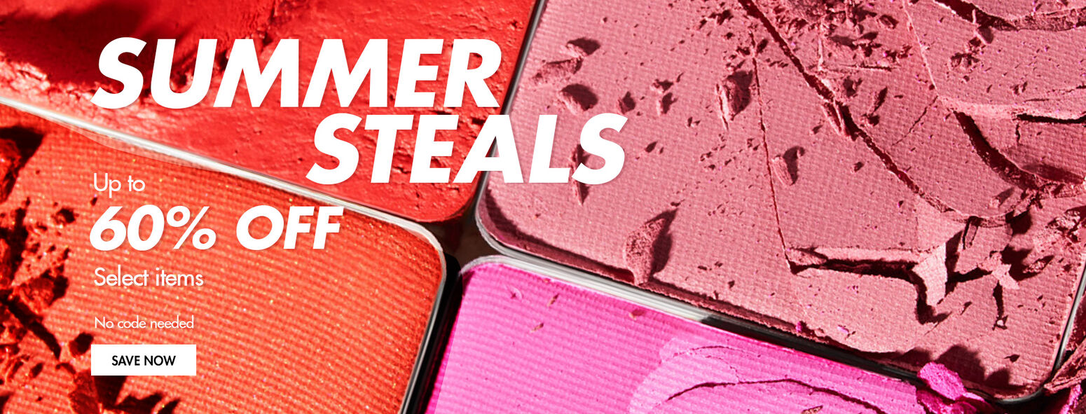 Summer Steals: Up to 60% off select products
