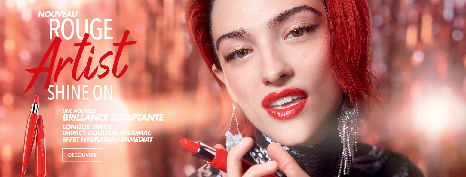 NEW Rouge Artist Shine On