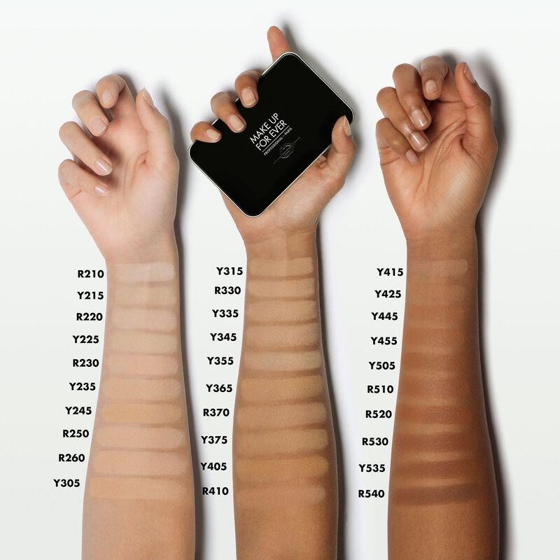 Matte Velvet Skin Compact Foundation Make Up For Ever