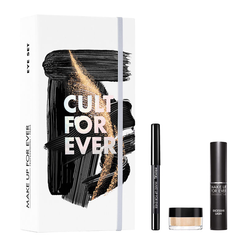 Cult For Ever Eye Set Palettes And