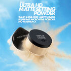 ULTRA HD MATTE SETTING POWDER