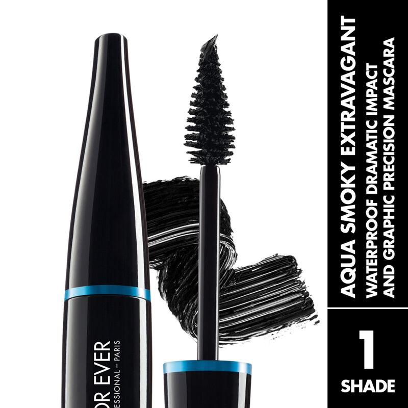 Aqua Smoky Extravagant Mascara Make