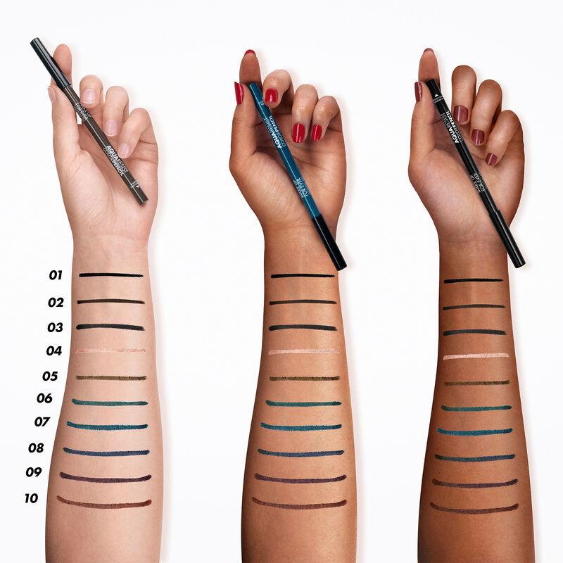 Aqua Resist Color Pencil Eye Liner