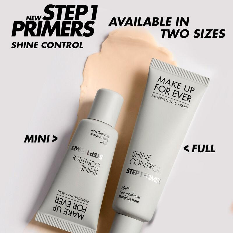 STEP 1 PRIMER SHINE CONTROL - TRAVEL SIZE