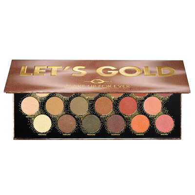 LET'S GOLD PALETTE