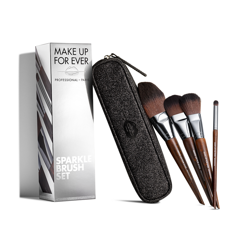 New Sparkle Brush Set Make Up For Ever