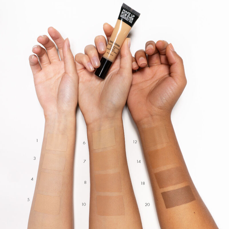 Full Cover Concealer Make Up For