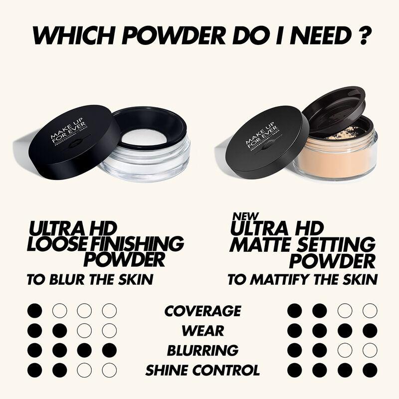 ULTRA HD LOOSE POWDER