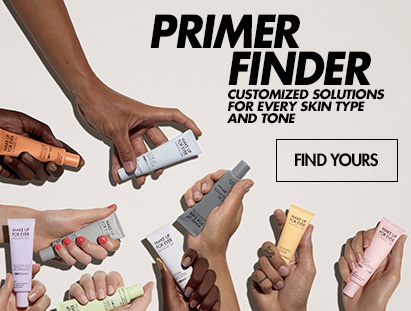 Primer Finder, Customized solutions for every skin tone and texture